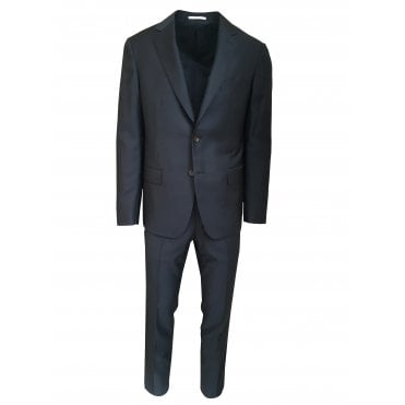 Pal Zileri Black Suit