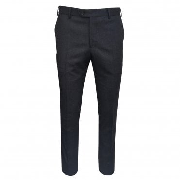 Pal Zileri Black Trouser