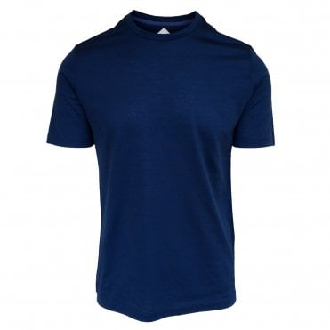 Pal Zileri Blue T-Shirt