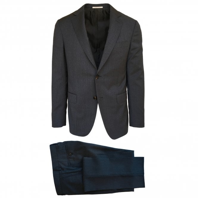 Pal Zileri Dark Grey Suit