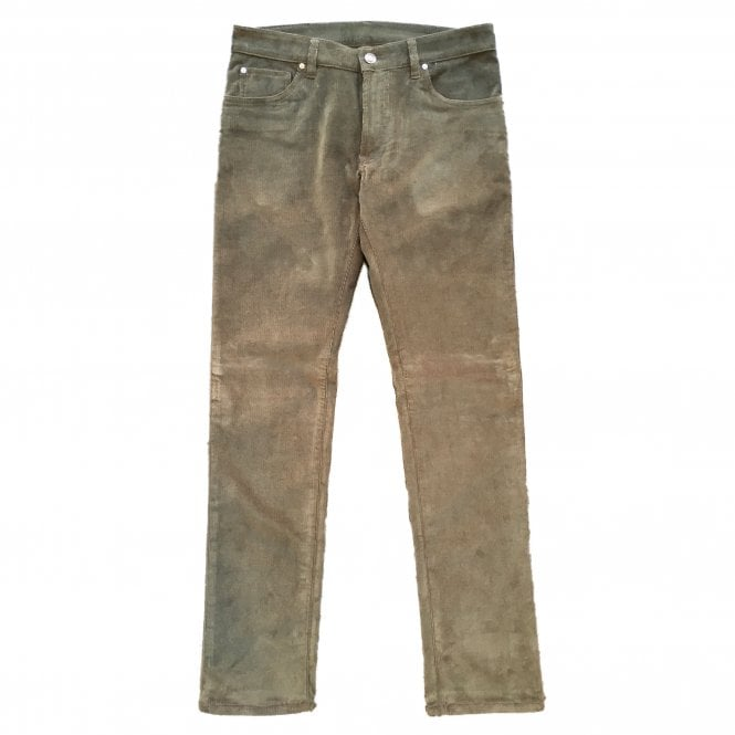 Pal Zileri Military Green Trouser