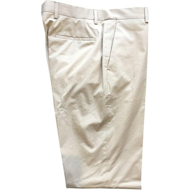 Paul Smith Beige Lightweight Stretch Cotton Chinos PUXD/922P/571 63