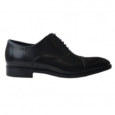 Paul Smith 'Bertin' Black Shoes