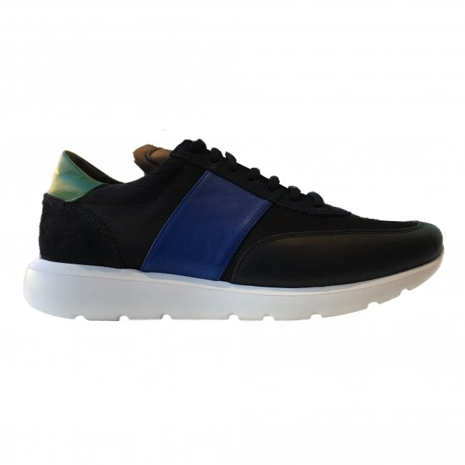 Paul Smith Black 'Anyl' Trainer