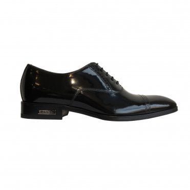 Paul Smith Black 'Lord' Oxford Shoes