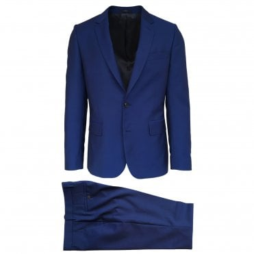 Paul Smith Blue Suit
