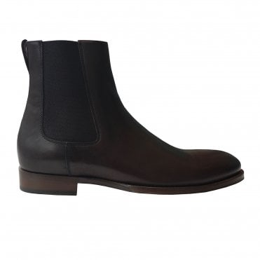 Paul Smith Chocolate Brown Chelsea Boot