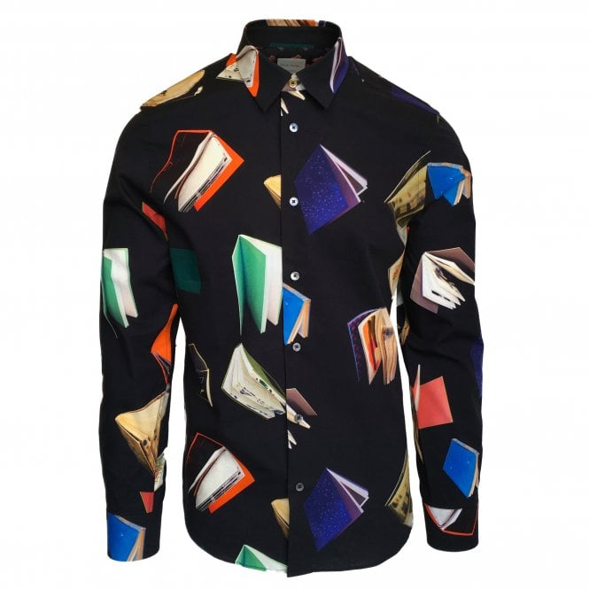Paul Smith 'Dreamer' Print Shirt