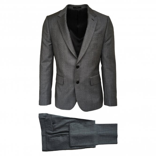 Paul Smith Grey Check Suit