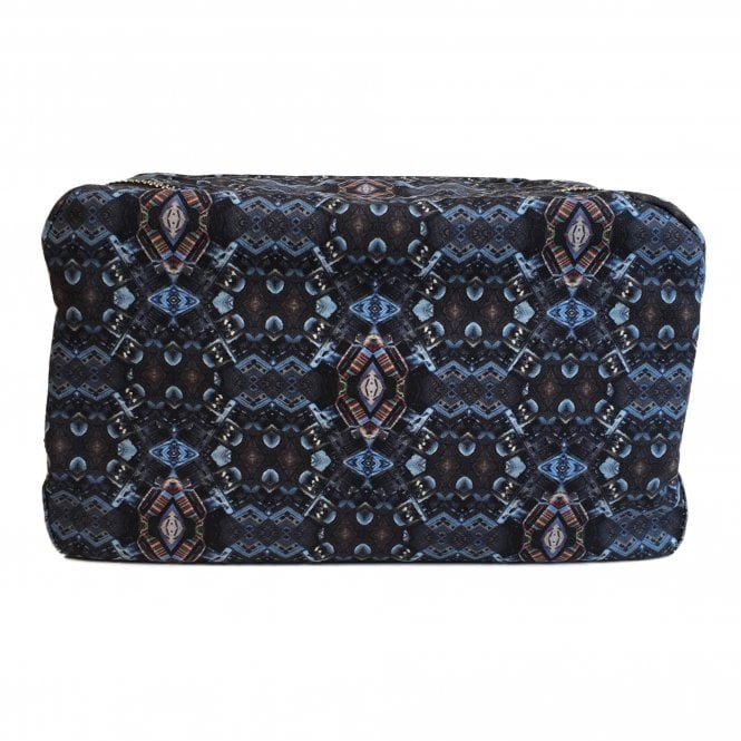 Paul Smith 'Mini Kaleidoscope' Canvas Wash Bag