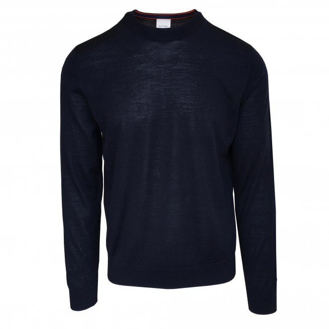 Paul Smith Navy Crewneck Sweater