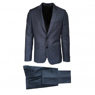 Paul Smith Slate Blue Suit