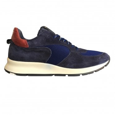 Philippe Model 'Montecarlo Tkk' Trainer in Bleu