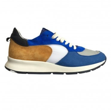 Philippe Model 'Montecarlo' Trainer in Bluette Orange