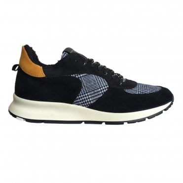 Philippe Model 'Montecarlo Tkk' Trainer in Noir Check