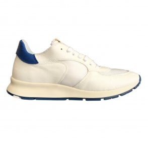 Philippe Model 'Montecarlo' Trainer in Blanc Bleu