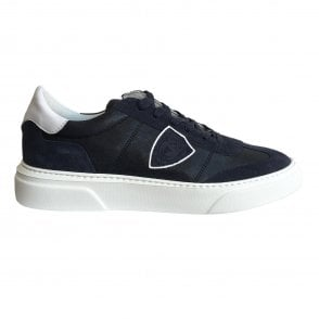 Philippe Model 'Temple' Oversized Trainer in Bleu