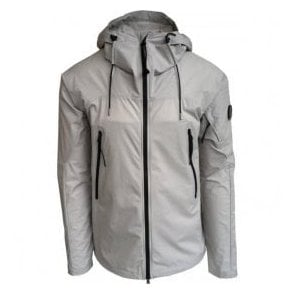 C.P. Company Pro-Tek Superflex Technical Light Grey Summer Jacket MOW0350004117A 915