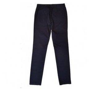 Circle of Gentlemen KAEY Cotton Chinos in Navy F078 360