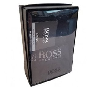 Hugo Boss Boxer and Sock Gift Box in Black