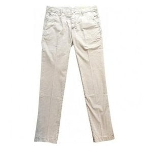 Jacob Cohen Academy Silver Grey Chinos Bobby Vint COMF 6510-915