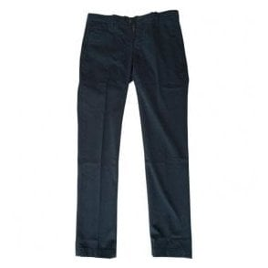 Jacob Cohen 'Bobby Comf' Navy Chinos 8779-889