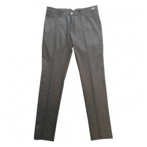 Jacob Cohen 'Bobby Wool' Grey Wool Trousers 0802-941