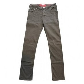 Jacob Cohen Brown J622 Comf Jeans 08289 075