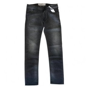 Jacob Cohen Grey Denim Jeans PW622 COMF 0733W3