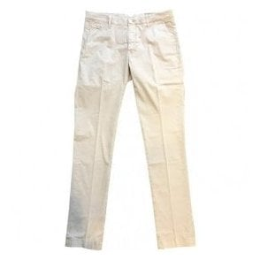 Jacob Cohen Light Brown Chinos Bobby Vint COMF 6510-354