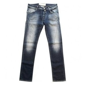 Jacob Cohen Men's Blue Jeans PW622 COMF 00284W2-46-02