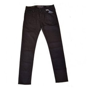 Jacob Cohen Slim-Fit Black Comfort Jeans J622 8778001