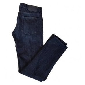 Pal Zileri Dark Denim Slim-Fit Jeans J31NJ425 84225
