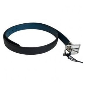 Paul Smith Accessories Black Reversible Leather Belt ASCX4908 B520 B1