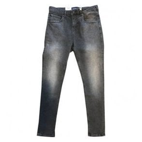 Scotch & Soda Dart Never Look Back Grey Super Skinny Fit Denim Jeans 141171