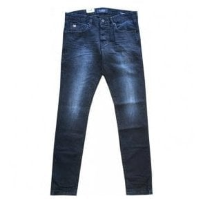 Scotch & Soda 'Jet Set' Ralston Slim Fit Dark Blue Jeans 141205
