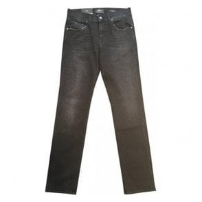 Seven For All Mankind 'Slimmy' Luxe Performance Dark Denim Jeans SMSR480JF