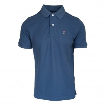 Psycho Bunny Light Blue Polo Shirt