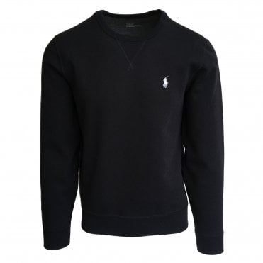 Ralph Lauren Polo Black Sweatshirt