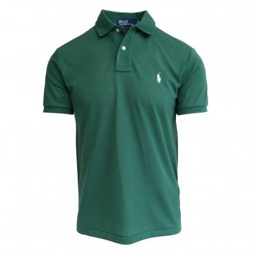 Ralph Lauren Polo Bottle Green Earth Polo Shirt