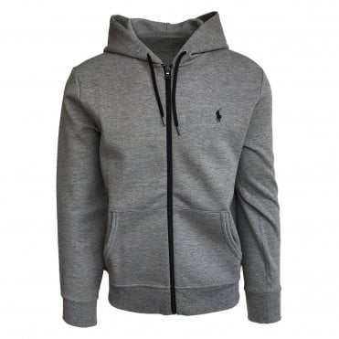 Ralph Lauren Polo Grey Hooded Sweatshirt