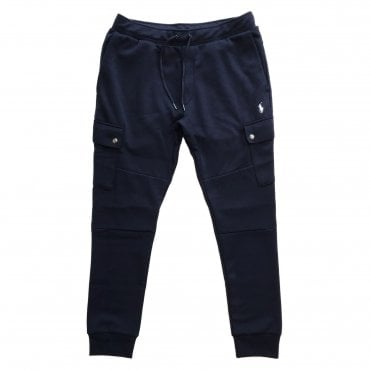 Ralph Lauren Polo Navy Cargo Jogging bottoms