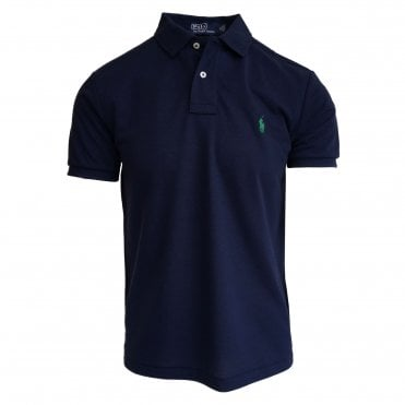 Ralph Lauren Polo Navy Earth Polo Shirt