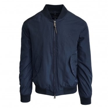 Ralph Lauren Polo Navy Lightweight Bomber Jacket