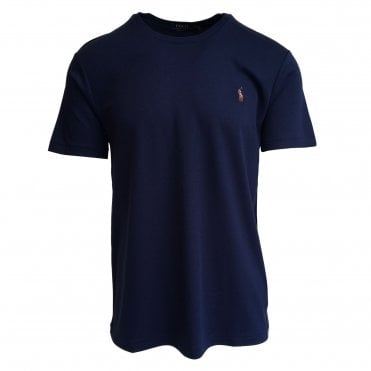 Ralph Lauren Polo Navy Soft-Touch T-Shirt