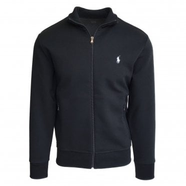 Ralph Lauren Polo Navy Zip-Up Sweatshirt
