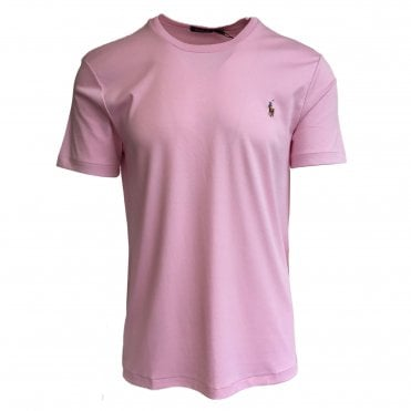 Ralph Lauren Polo Pink Soft-Touch T-Shirt