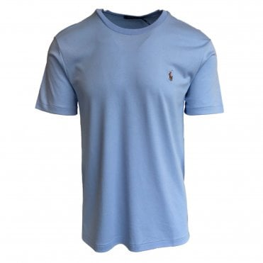 Ralph Lauren Polo Sky Blue Soft-Touch T-Shirt