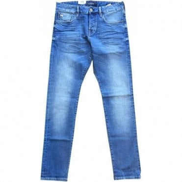 Scotch & Soda 'Blue Roots' Ralston Regular Slim Fit Denim Jeans 141193