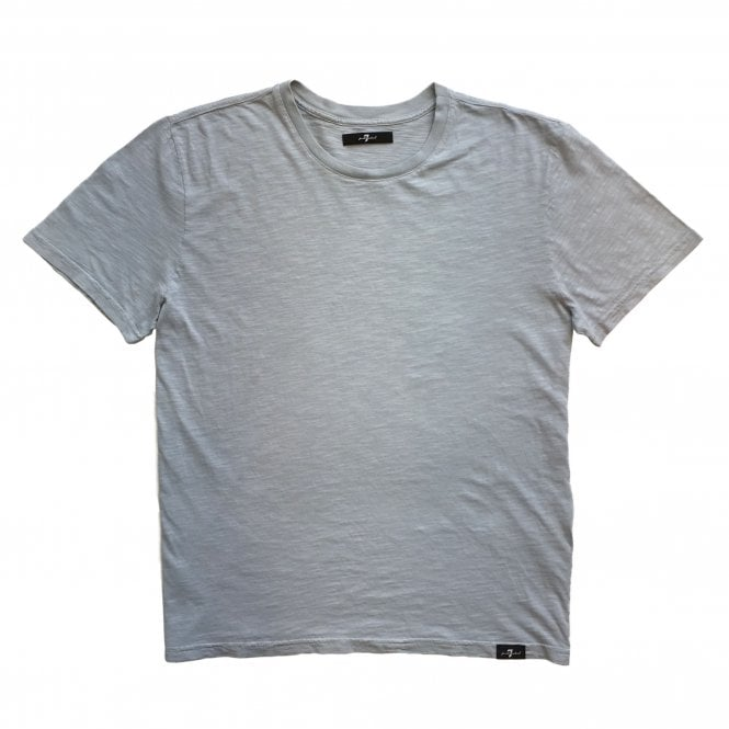 Seven For All Mankind Light Blue T-Shirt